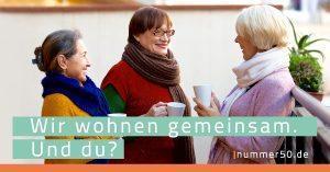 Gemeinschaftliches Wohnen SeniorenWG Lösung Stadt ländlichen Raum