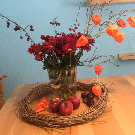 Friday-Flowerday – oder – Autumn at its best