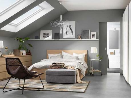 Exzellent Ikea Vorhänge Grau Ideen