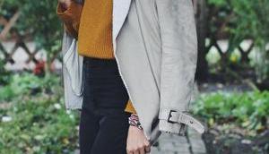 Blogtober Senfgelb Trendfarbe Herbst 2018