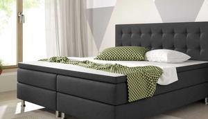 Exzellent Komplett Schlafzimmer Boxspringbett Ideen