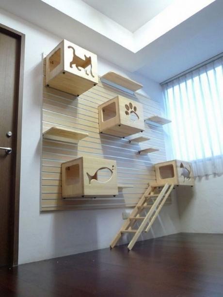 Beliebt Podest Wohnzimmer Design