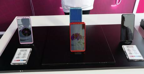 Samsung Galaxy A6s Und Galaxy A9s In China Offiziell Vorgestellt