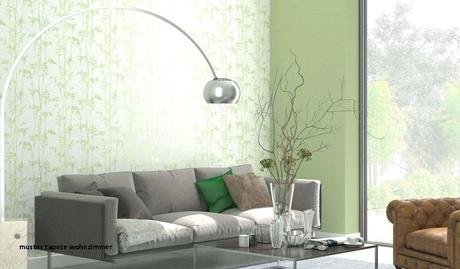 Beste Muster Tapete Wohnzimmer Ideen
