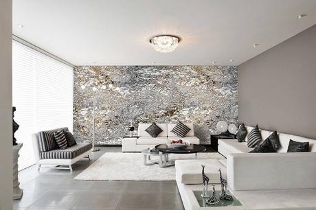 Exzellent Tapeten Für Wohnzimmer Ideen Ideen