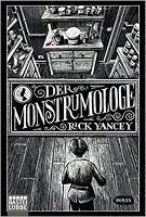 Rezension: Der Monstrumologe - Rick Yancey