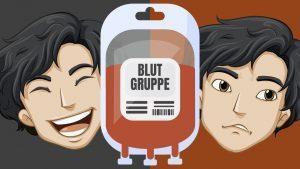 Wie deine Blutgruppe deine Persönlichkeit bestimmt!