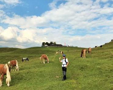 Familienferien im Südtirol Teil 1: Unterwegs am Fusse des Schlern