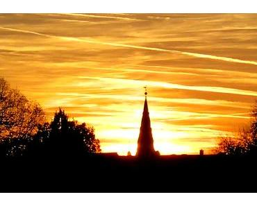 Foto: Sonnenuntergang erinnert an meine Löffelliste