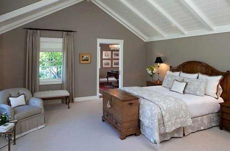 Beruckend Wohnzimmer Dachschrage Ideen