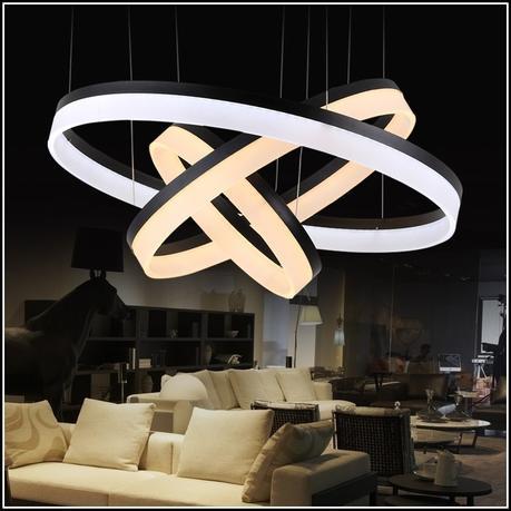 Inspirierend Moderne Lampen Für Wohnzimmer Ideen