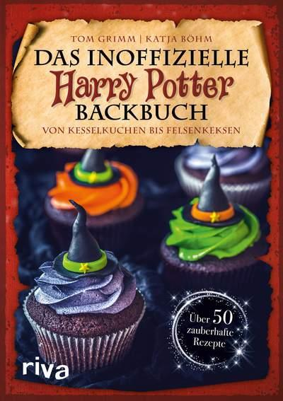 Rezension: Das inoffizielle Harry Potter Backbuch & Verlosung!