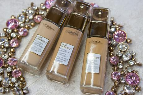 Age Perfect - Anti-Aging Radiant Foundation