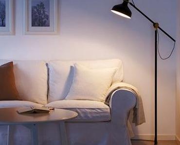 Stilvoll Leselampe Wohnzimmer  Ideen