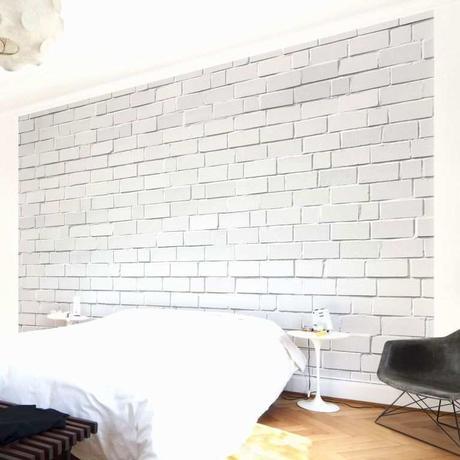 Bezaubernd Steinwand Im Wohnzimmer Design