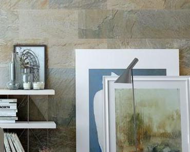 Atemberaubend Wandverkleidung Wohnzimmer  Ideen