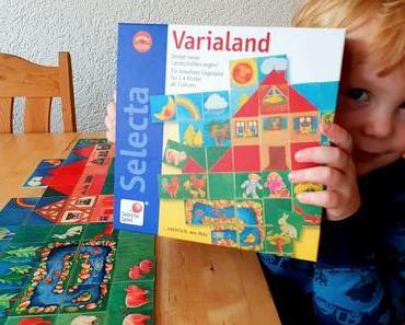 """Spiel ohne Regeln - """"Varialand"""" von Selecta"""