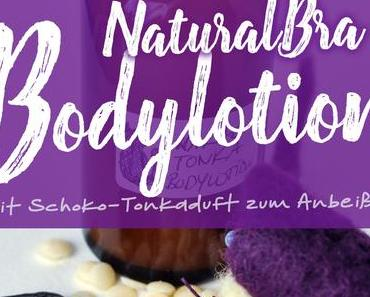 »NaturalBra« Schoko-Tonka Bodylotion