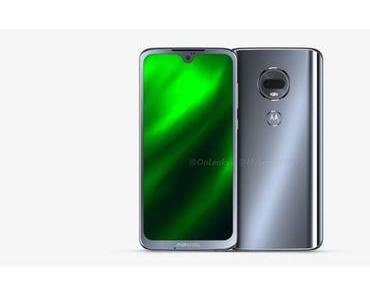 Motorola Moto G7: Kommt das neue Mittelklasse-Smartphone früher als erwartet?