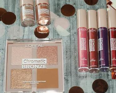 L'Oréal Paris Chromatic Bronze Kollektion