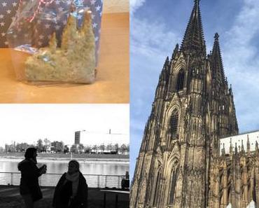 Der Dom zum Anbeißen – oder – Von Pestokeksen als kleinem Mitbringsel und einem schönen Köln-Wochenende