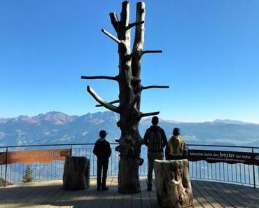 Familienferien im Südtirol Teil 4: Wandern auf dem Vigiljoch