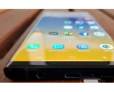 Samsung Galaxy S8(+) und Galaxy Note8 sollen One UI doch erhalten