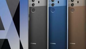 Singles 2018: Huawei Mate microspot.ch 337.30 Franken