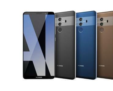 Singles Day 2018: Huawei Mate 10 Pro bei microspot.ch für 337.30 Franken
