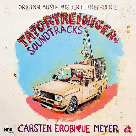 "Carsten EROBIQUE Meyer präsentiert seine ""Tatortreiniger Soundtracks"" • Trailer + full Album stream"