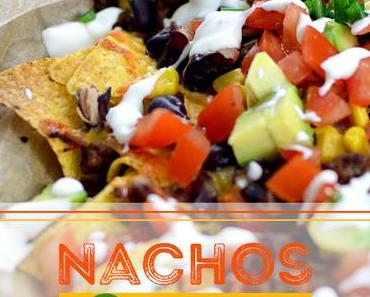 Überbackene Nachos Supreme – Snack deluxe