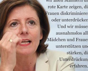 Lügnerin des Tages: Maria Luise Dreyer (SPD)