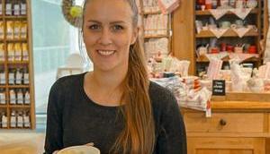 GENUSSWERK München Pasing belegte Brote hausgemachte Kuchen Waffeln Lifestyle-Shop