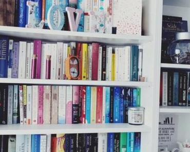 [Kolumne] Ein Blick ins Bücherzimmer.