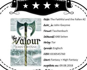 John Gwynne – Valour