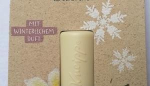 [Werbung] Kneipp Lippenpflege Winterpflege