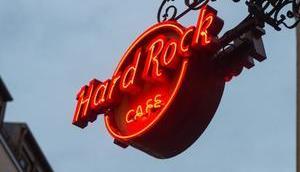 Hard Rock Cafe München Weihnachten feiern Weihnachtsmenü oder Gängen Party like Rockstar