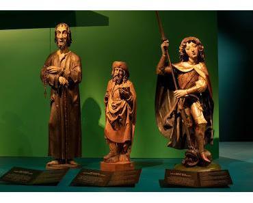 Auf Augenhöhe mit dem Heiligen