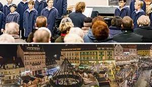 Mariazeller Advent Eröffnungswochenende Wiener Sängerknaben Krampuslauf