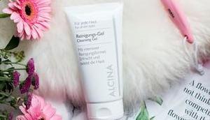 Perfekte Hautreinigung Alcina Reinigungs-Gel