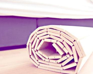 Erholsam schlafen mit einer Rosskastanienmatte I Mein Test