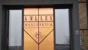 Besuch Manufaktur Gölles