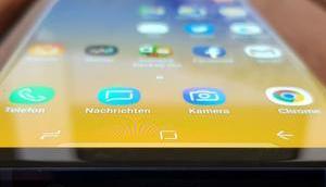 Samsung Galaxy Note Android-Sicherheitspatch November 2018 wird Deutschland verteilt