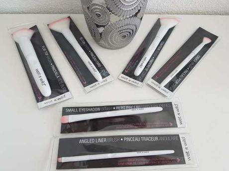 Leichtes Winter Make Up mit wet n wild Produkten