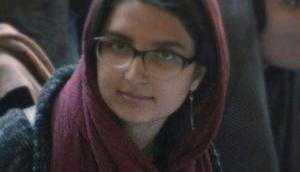 Heute: Parisa Rafii Gefangene Regimes