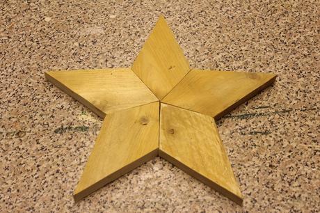 Diy Sterne Aus Holz Basteln