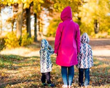 Regenjacken für die Familie