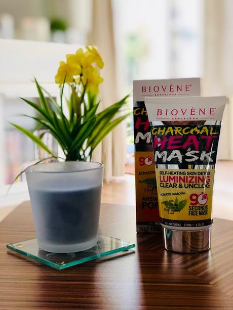 Biovene - Charcoal Heat Mask