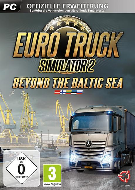 Euro Truck Simulator 2: Beyond the Baltic Sea DLC - Frisch erschienen