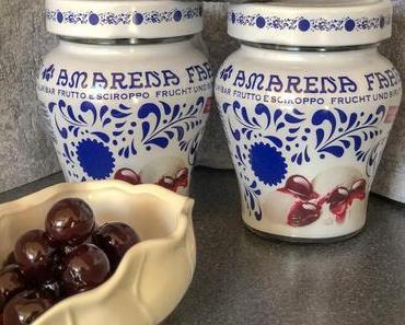 FABBRI 1905 – beste italienische Amarenakirschen - + + + Amarenakirschen in Spitzenqualität seit 1905 ++ Sirups, Babà und Co. aus Italien + + +